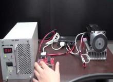 BLDC모터드라이버 NVIS BLSM030R 사용기