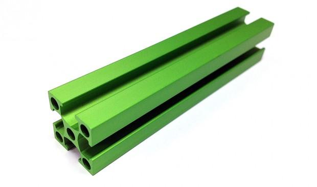 프로파일 아노다이징 디바이스마트 녹색