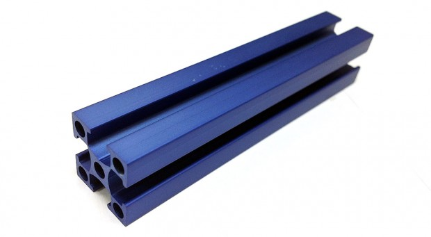 프로파일 아노다이징 디바이스마트 블루 파랑