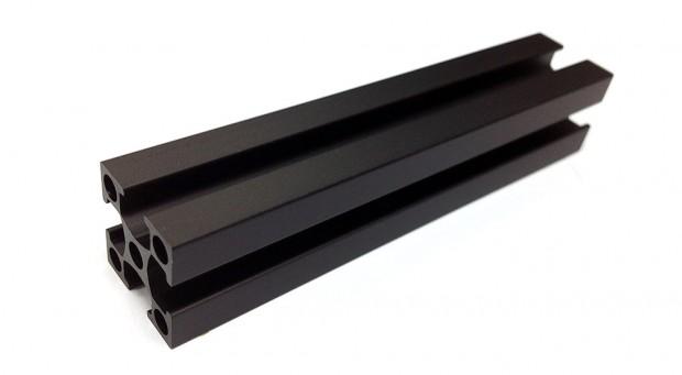 프로파일 아노다이징 디바이스마트  흑색 검정