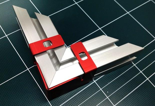 프로파일 안전가이드 레이저가공 판재가공 아노다이징 활용편 6