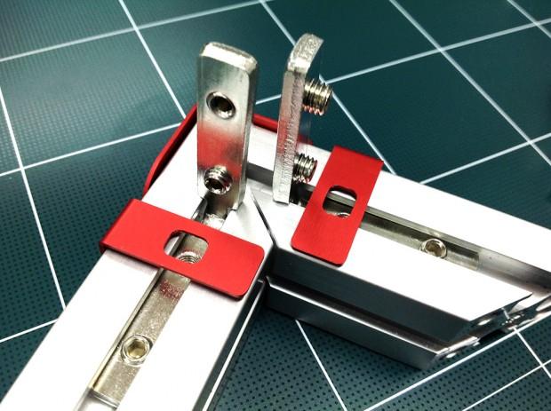 프로파일 안전가이드 레이저가공 판재가공 아노다이징 활용편 7