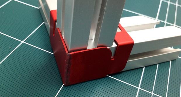프로파일 안전가이드 레이저가공 판재가공 아노다이징 활용편 8