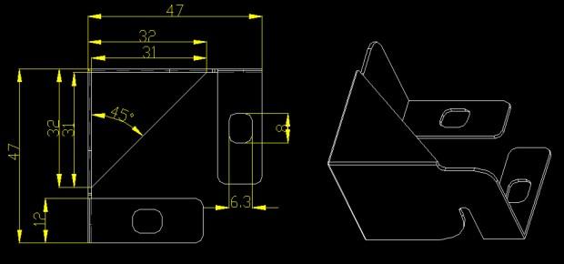 프로파일 외각 안전 가이드 01