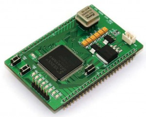 그림5. XC3S400 FPGA 모듈