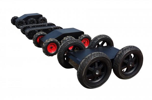 4륜6륜트랙형