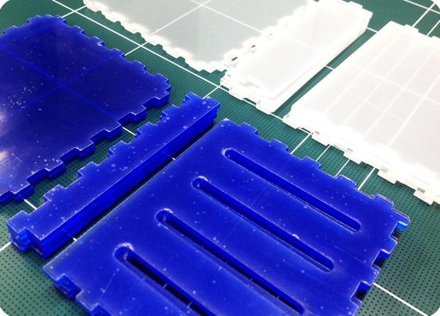 boxmaker 디바이스마트 아크릴 레이저 절단 가공 서비스 - 가공품 1