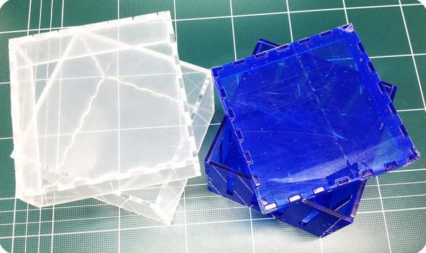 boxmaker 디바이스마트 아크릴 레이저 절단 가공 서비스 - 가공품 2