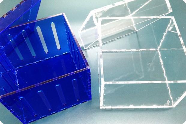 boxmaker 디바이스마트 아크릴 레이저 절단 가공 서비스 - 가공품 5