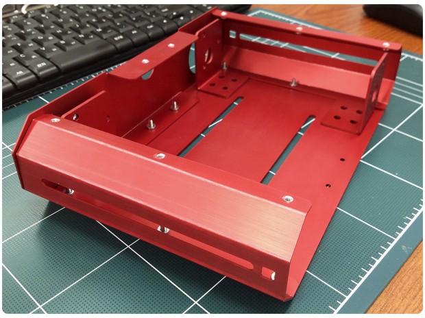디바이스마트 커스텀 레이저 가공 서비스 주행로봇 11