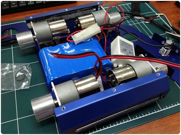 디바이스마트 커스텀 레이저 가공 서비스 주행로봇 7
