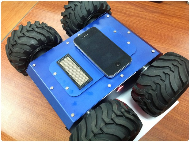 디바이스마트 커스텀 레이저 가공 서비스 주행로봇 8
