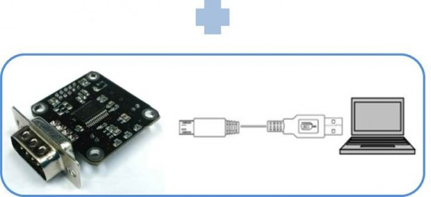 LinKerS USB2CAN+PC