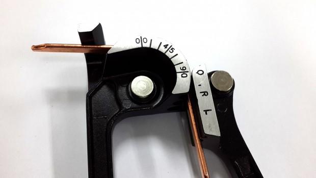 히트파이프 방열판 디바이스마트 - 6 밴딩기