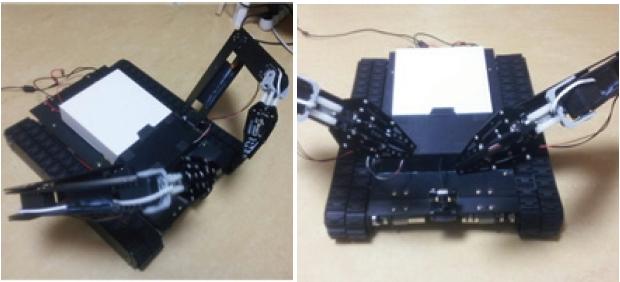 재난 대비 및 인명 구조 무인 로봇 (30)