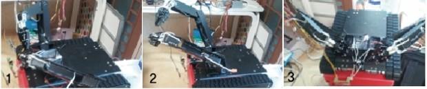 재난 대비 및 인명 구조 무인 로봇