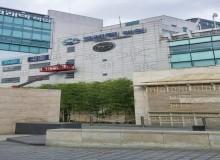 옛 삼성상회터에 자리잡고 있는 대구 크레텍책임㈜ 본사 건물