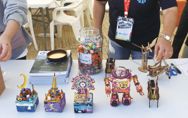 51 hot Maker Faire Seoul 2018 (3)